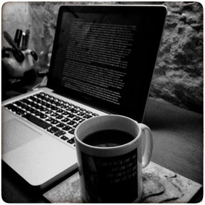 Writing Sprint Day #1 2